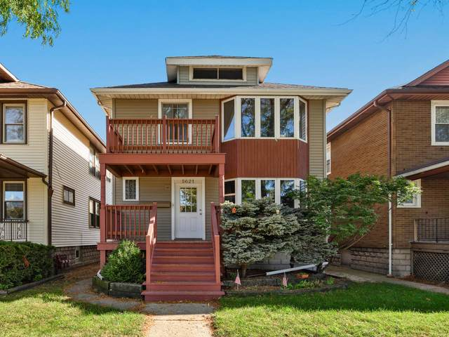 5621 N Austin Avenue, Chicago, IL 60646 (MLS #11253680) :: The Wexler Group at Keller Williams Preferred Realty