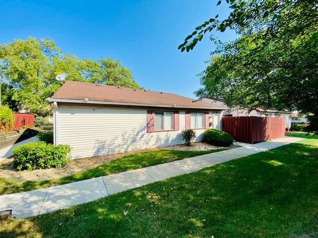 1735 Queensbury Circle #1735, Hoffman Estates, IL 60195 (MLS #11253682) :: John Lyons Real Estate
