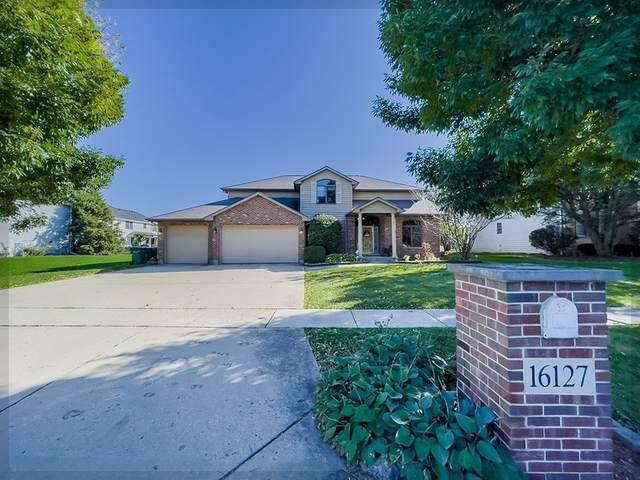 16127 Burgundy Drive, Plainfield, IL 60586 (MLS #11253683) :: Ani Real Estate