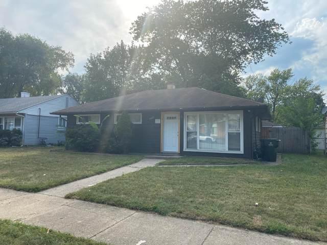 14622 Woodlawn Avenue, Dolton, IL 60419 (MLS #11253697) :: John Lyons Real Estate