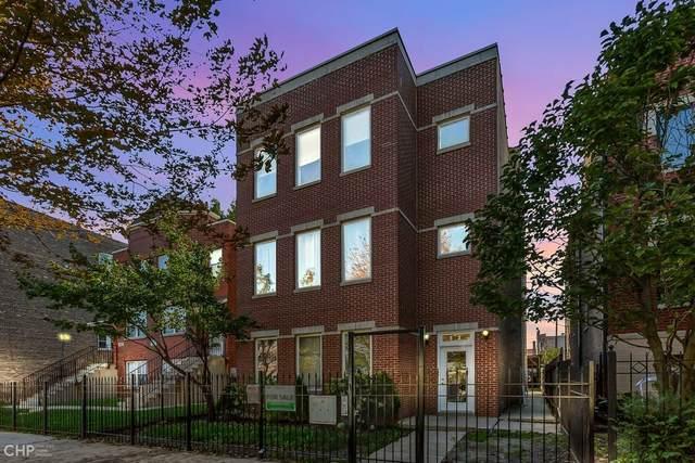 3043 W Washington Boulevard #3, Chicago, IL 60612 (MLS #11253722) :: John Lyons Real Estate