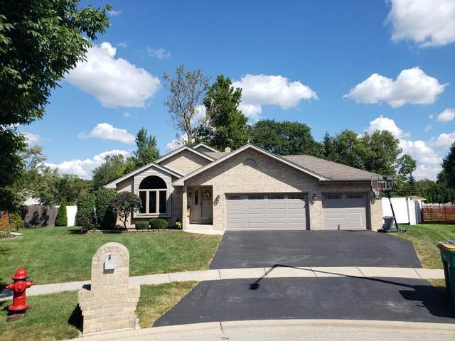 3516 Edgecreek Court, New Lenox, IL 60451 (MLS #11253761) :: RE/MAX IMPACT