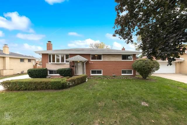 594 W Potter Street, Wood Dale, IL 60191 (MLS #11253770) :: Littlefield Group