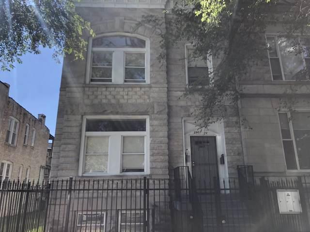2907 W Wilcox Street, Chicago, IL 60612 (MLS #11253801) :: John Lyons Real Estate