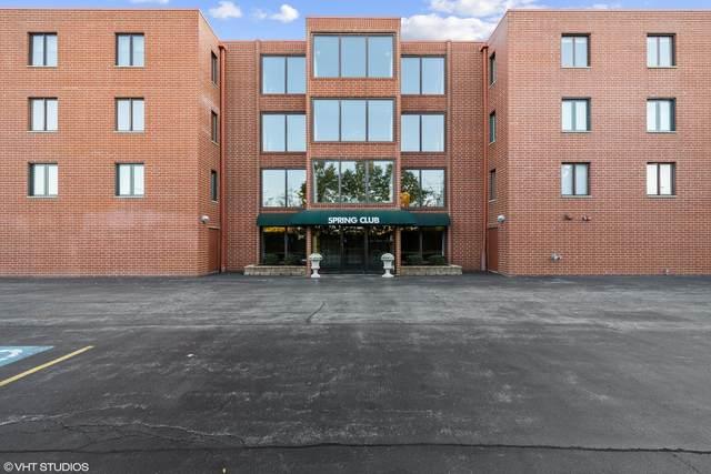 1S045 Spring Road 2H, Oakbrook Terrace, IL 60181 (MLS #11253857) :: Ryan Dallas Real Estate