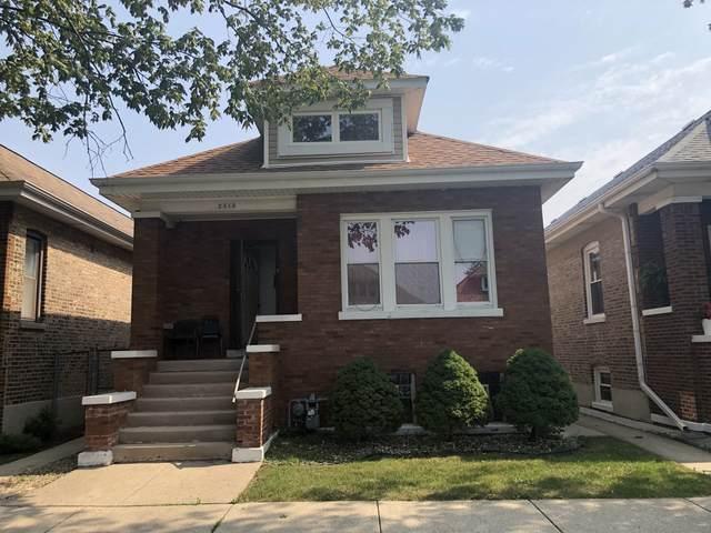 2415 S Lombard Avenue, Cicero, IL 60804 (MLS #11253872) :: The Dena Furlow Team - Keller Williams Realty