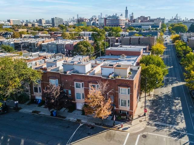937 S Oakley Boulevard, Chicago, IL 60612 (MLS #11253914) :: Janet Jurich