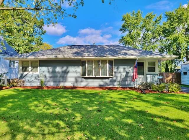 612 Wallace Avenue, Morris, IL 60450 (MLS #11253928) :: Ani Real Estate