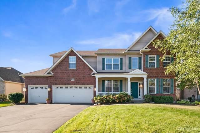 832 Bennett Drive, North Aurora, IL 60542 (MLS #11253933) :: Helen Oliveri Real Estate