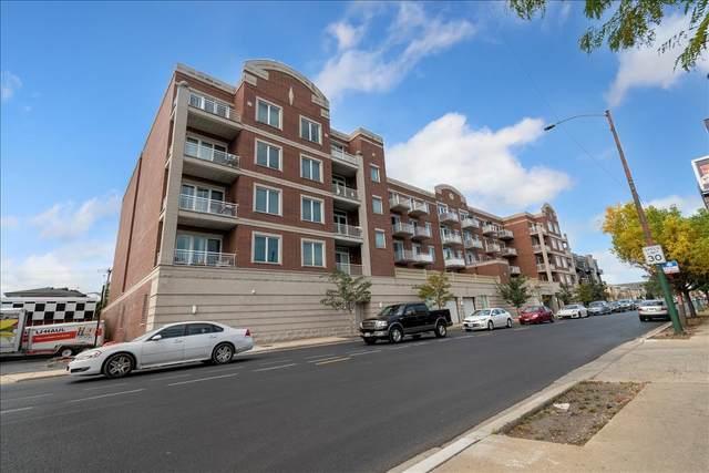 3630 N Harlem Avenue #412, Chicago, IL 60634 (MLS #11253984) :: John Lyons Real Estate