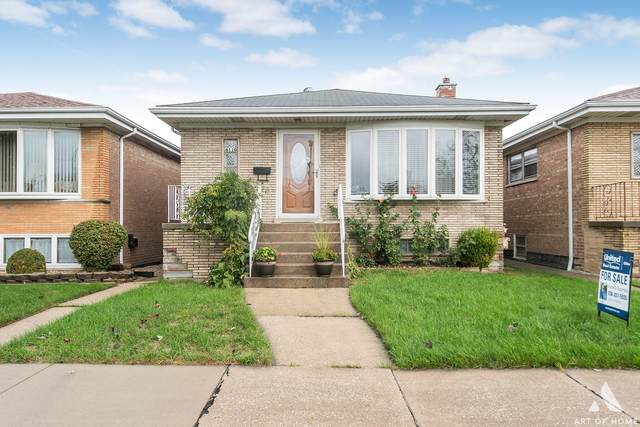 6110 W 64th Street, Chicago, IL 60638 (MLS #11253990) :: The Wexler Group at Keller Williams Preferred Realty