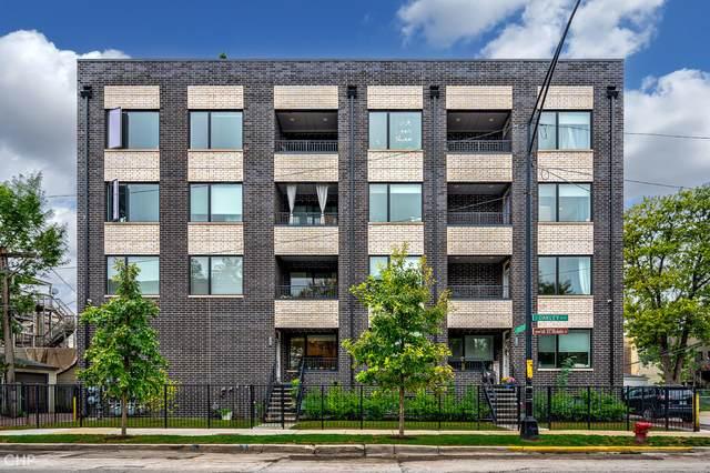 2303 W Wilcox Street 2W, Chicago, IL 60612 (MLS #11254055) :: Janet Jurich