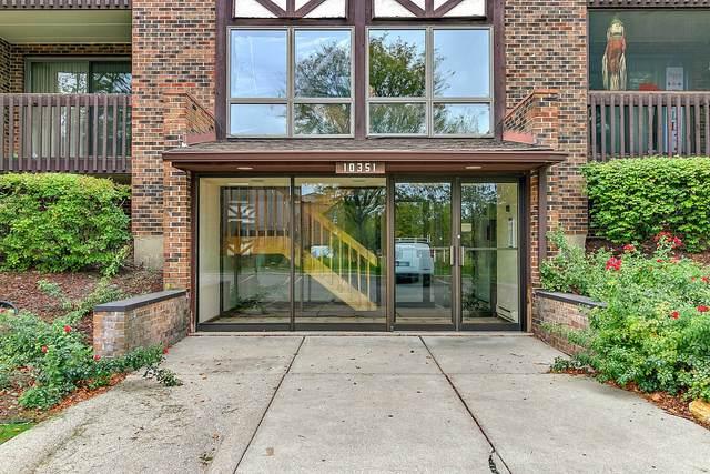 10351 Menard Avenue 3-317, Oak Lawn, IL 60453 (MLS #11254081) :: The Wexler Group at Keller Williams Preferred Realty