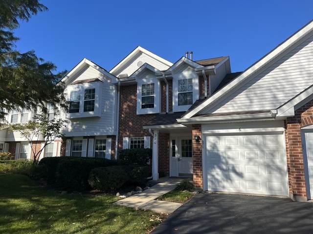 310 Ashbury Lane #5, Roselle, IL 60172 (MLS #11254083) :: Ryan Dallas Real Estate
