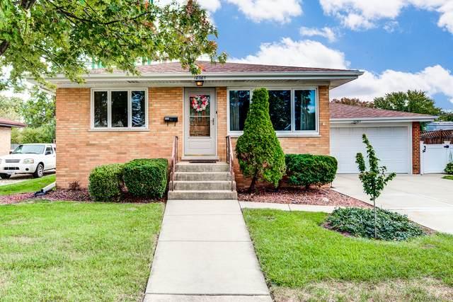 10365 Barnard Drive, Chicago Ridge, IL 60415 (MLS #11254089) :: The Wexler Group at Keller Williams Preferred Realty