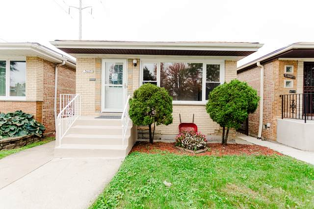 3603 W 83rd Place, Chicago, IL 60652 (MLS #11254094) :: The Wexler Group at Keller Williams Preferred Realty