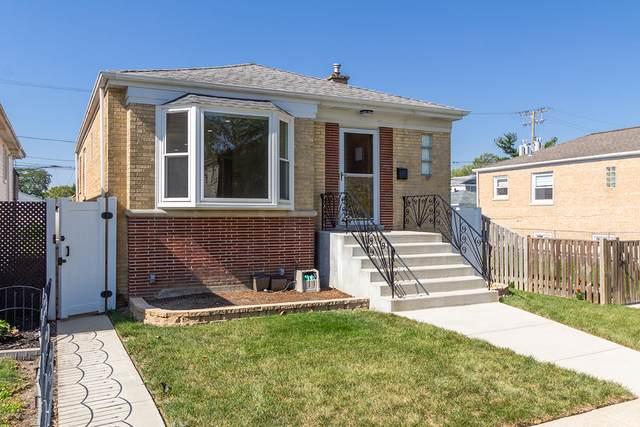 3218 N Oriole Avenue, Chicago, IL 60634 (MLS #11254099) :: John Lyons Real Estate