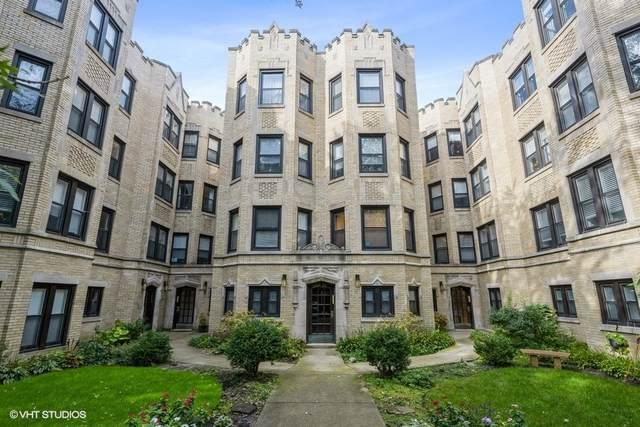 7070 N Wolcott Avenue #3, Chicago, IL 60626 (MLS #11254101) :: Janet Jurich