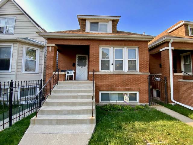 3422 W Melrose Street, Chicago, IL 60618 (MLS #11254119) :: John Lyons Real Estate