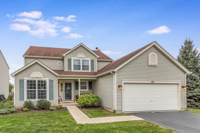 291 Zinnia Drive, Romeoville, IL 60446 (MLS #11254185) :: Signature Homes • Compass