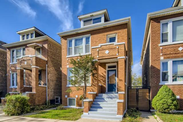 4634 S Spaulding Avenue, Chicago, IL 60632 (MLS #11254191) :: The Wexler Group at Keller Williams Preferred Realty