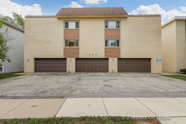 1363 Perry Street 2C, Des Plaines, IL 60016 (MLS #11254201) :: The Wexler Group at Keller Williams Preferred Realty