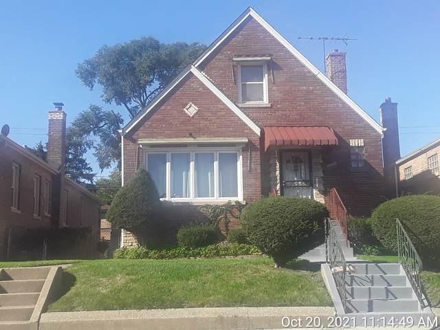 12442 S La Salle Street, Chicago, IL 60628 (MLS #11254203) :: Ryan Dallas Real Estate