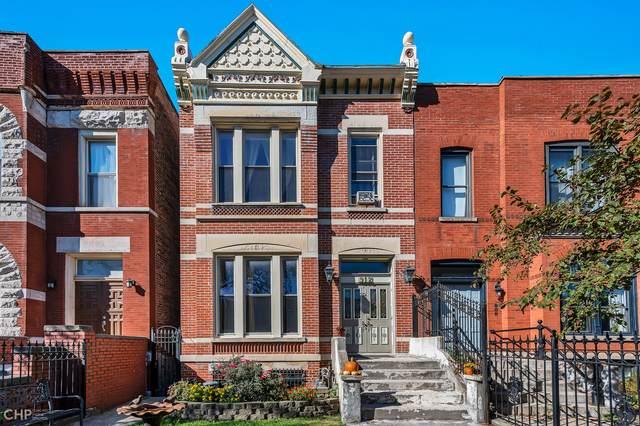 912 S Bell Avenue, Chicago, IL 60612 (MLS #11254209) :: Ryan Dallas Real Estate