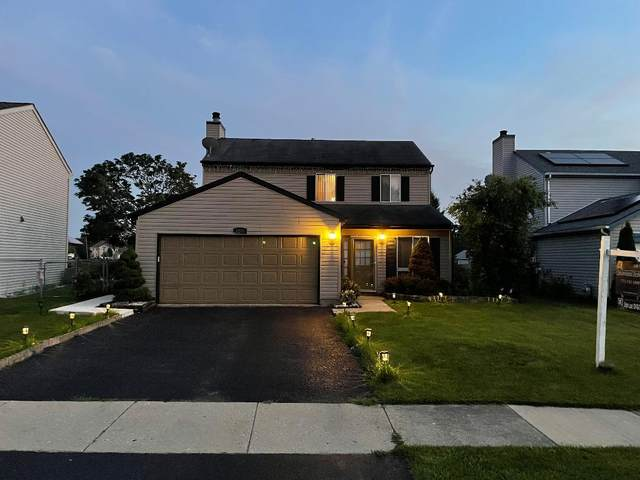 1354 Big Horn Trail, Carol Stream, IL 60188 (MLS #11254218) :: Ryan Dallas Real Estate