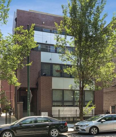 1353 N Noble Street #3, Chicago, IL 60642 (MLS #11254230) :: Ryan Dallas Real Estate