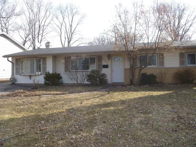 6853 Longmeadow Lane, Hanover Park, IL 60133 (MLS #11254234) :: Ani Real Estate
