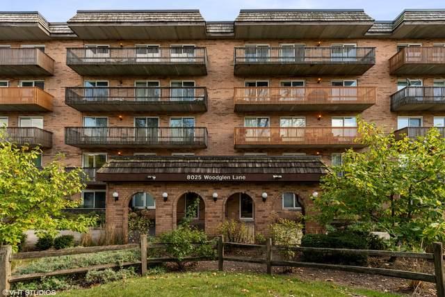 8025 Woodglen Lane #110, Downers Grove, IL 60516 (MLS #11254246) :: Ryan Dallas Real Estate