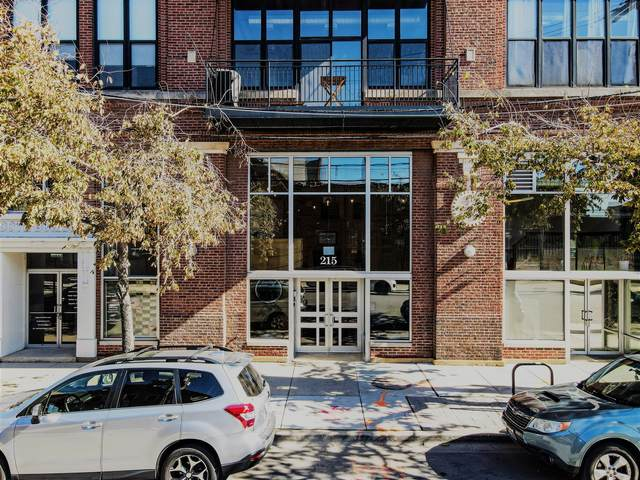 215 N Aberdeen Street 502B, Chicago, IL 60607 (MLS #11254247) :: Ryan Dallas Real Estate