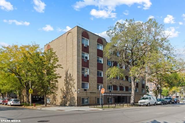 5100 N Sheridan Road #302, Chicago, IL 60640 (MLS #11254252) :: Ryan Dallas Real Estate