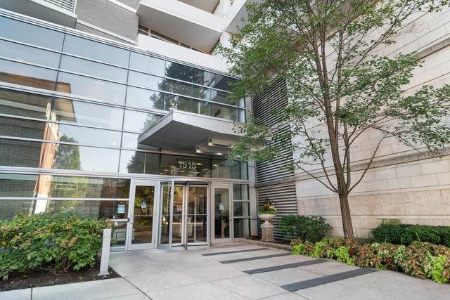 1515 S Prairie Avenue #812, Chicago, IL 60605 (MLS #11254258) :: Ryan Dallas Real Estate