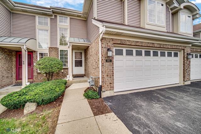 3821 Ashley Court #3821, Rolling Meadows, IL 60008 (MLS #11254286) :: RE/MAX IMPACT