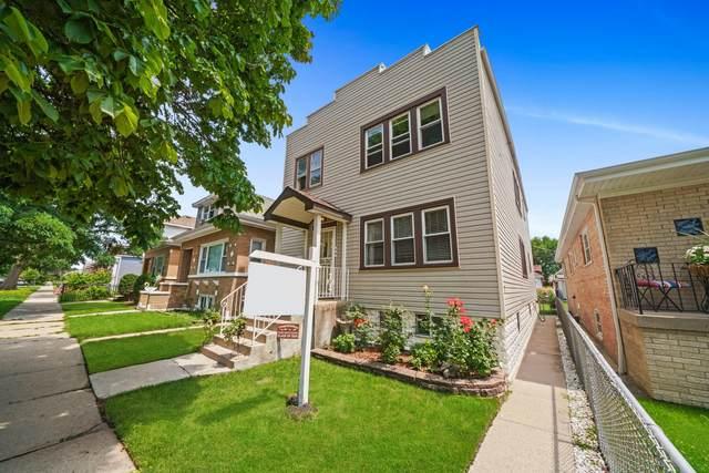 3733 N Nora Avenue, Chicago, IL 60634 (MLS #11254369) :: John Lyons Real Estate