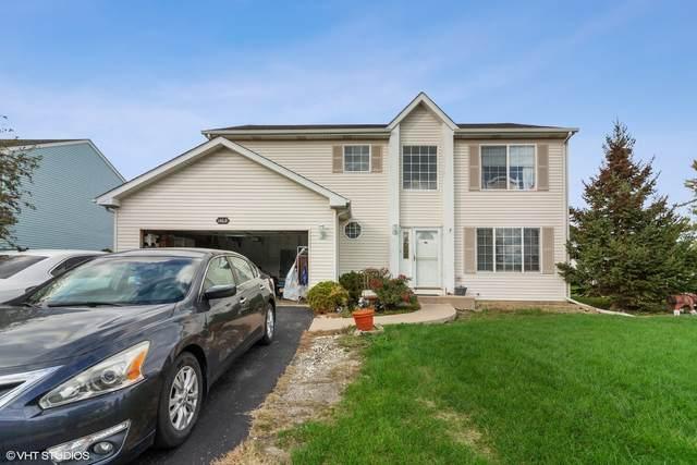 1462 Raven Drive, Bolingbrook, IL 60490 (MLS #11254373) :: RE/MAX IMPACT