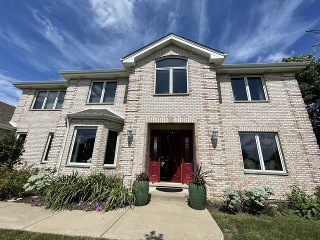 13010 W Beaver Lake Dr Drive, Homer Glen, IL 60441 (MLS #11254419) :: NextHome Select Realty
