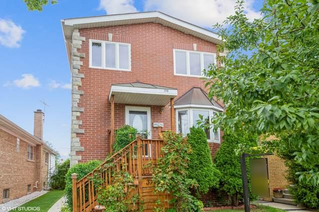 3718 N Olcott Avenue, Chicago, IL 60634 (MLS #11254434) :: John Lyons Real Estate