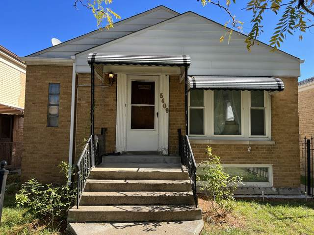 5409 N Central Avenue, Chicago, IL 60630 (MLS #11254445) :: The Wexler Group at Keller Williams Preferred Realty