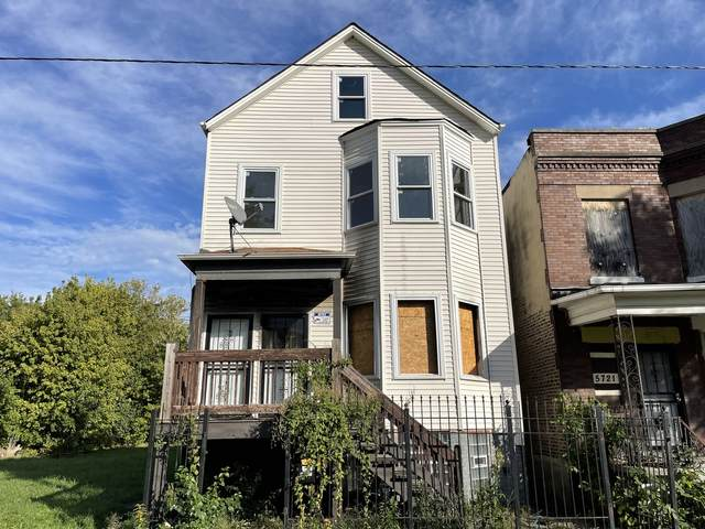 5719 S Justine Street, Chicago, IL 60636 (MLS #11254472) :: The Wexler Group at Keller Williams Preferred Realty