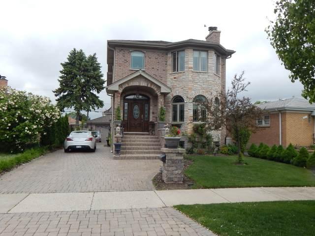 4914 N Greenwood Avenue, Norridge, IL 60706 (MLS #11254494) :: The Wexler Group at Keller Williams Preferred Realty