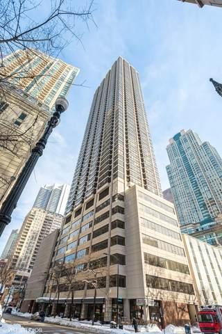 30 E Huron Street #2508, Chicago, IL 60611 (MLS #11254583) :: Ani Real Estate