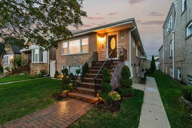 2915 N Neva Avenue, Chicago, IL 60634 (MLS #11254593) :: The Wexler Group at Keller Williams Preferred Realty
