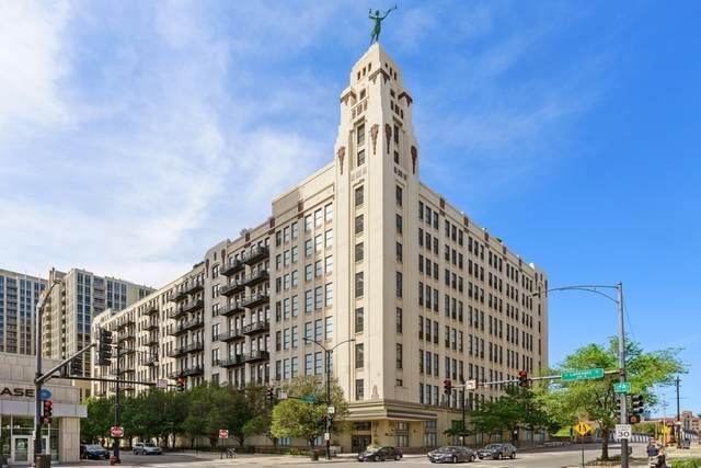 758 N Larrabee Street #311, Chicago, IL 60654 (MLS #11254629) :: Littlefield Group