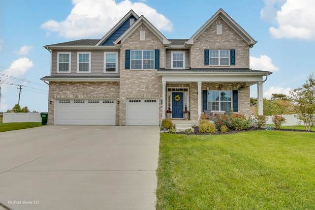 26400 W Orchid Lane, Channahon, IL 60410 (MLS #11254653) :: The Wexler Group at Keller Williams Preferred Realty