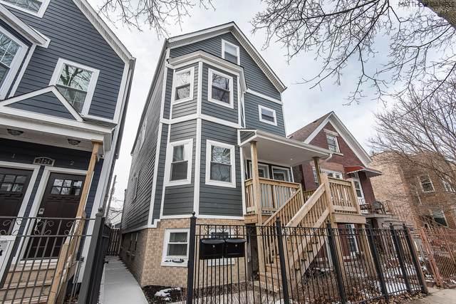 2836 N Ridgeway Avenue #1, Chicago, IL 60618 (MLS #11254733) :: John Lyons Real Estate