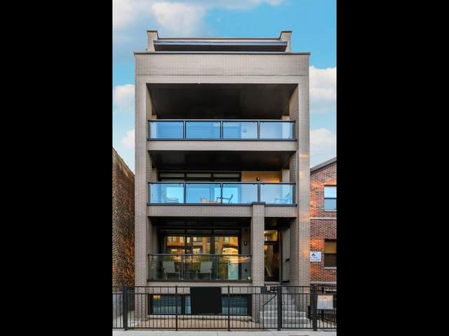456 N May Street Ph, Chicago, IL 60642 (MLS #11254744) :: The Dena Furlow Team - Keller Williams Realty
