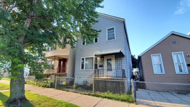 539 W 45th Place, Chicago, IL 60609 (MLS #11254774) :: The Wexler Group at Keller Williams Preferred Realty